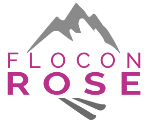 Flocon Rose